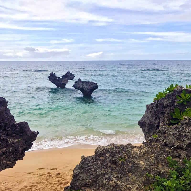 沖縄古宇利島ハートロックの基本情報