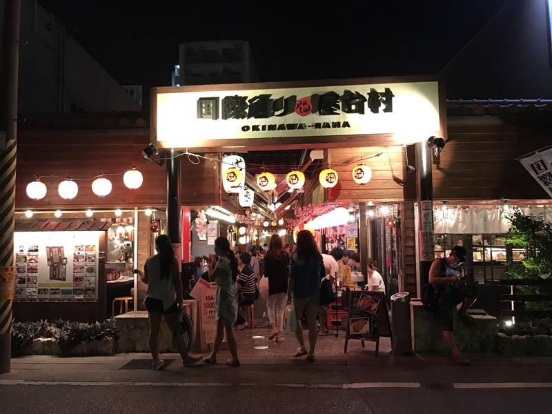 国際通り屋台村を調査 せんべろ風土の沖縄名物和牛綿あめスキ焼